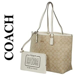 NWT COACH 3 BAGS IN 1